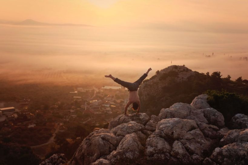 telo, um, stres, mindfulness, puna svesnost
